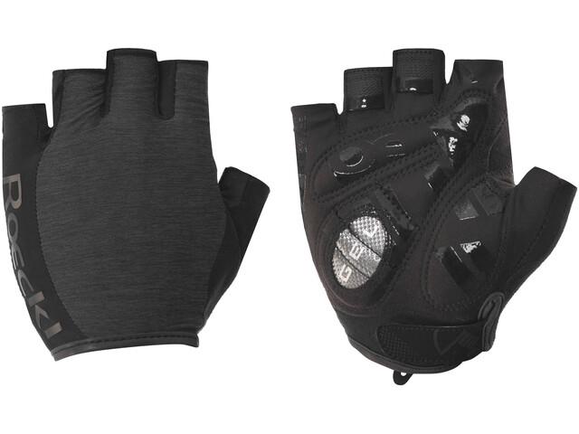 Roeckl Ios Handschuhe anthrazit melange